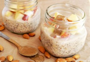 A QUICK, NOURISHING BREAKFAST recipe