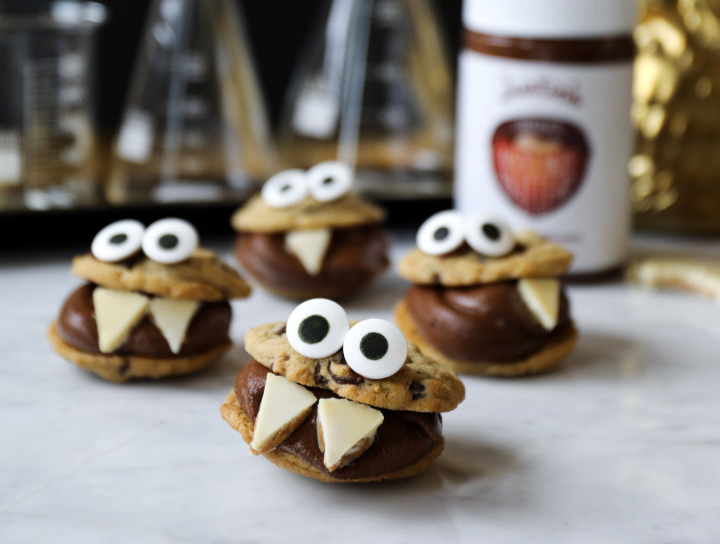 Halloween recipes for Justins