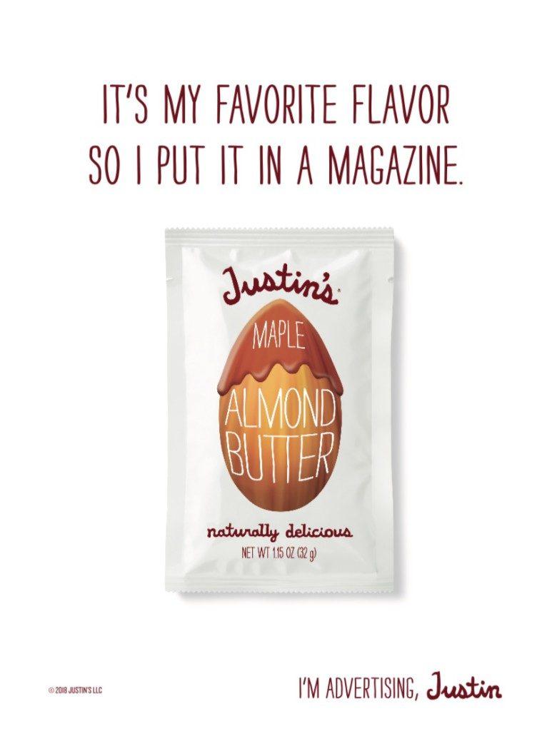 Justins advertising