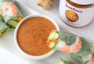 GINGER ALMOND SAUCE