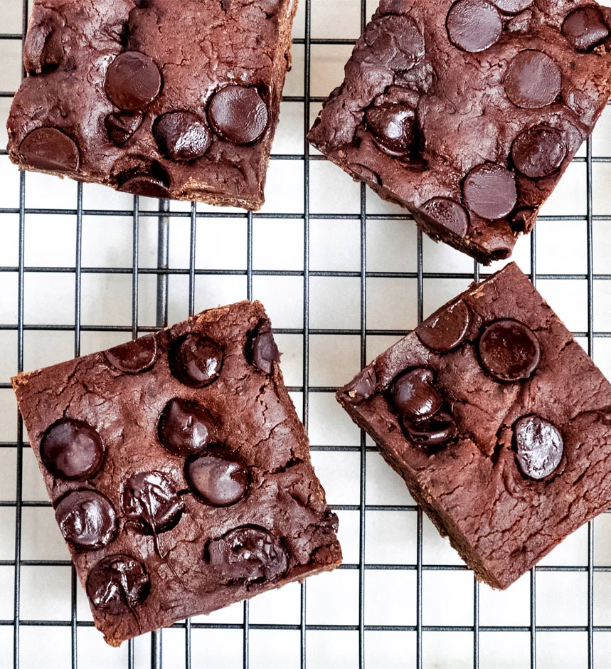 GLUTEN-FREE CHOCOLATE HAZELNUT